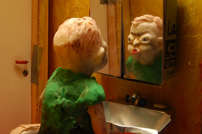Film Las Palmas and Puppetboy – the Art of Johannes Nyholm (onsdag)